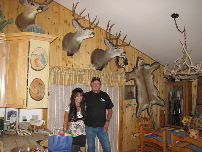Cherry ranch outfitters private land colorado big game for Big game room